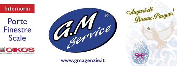 Auguri di Buona Pasqua da GM SERVICE