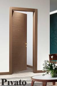 Vivace: la porta interna con apertura a 180°