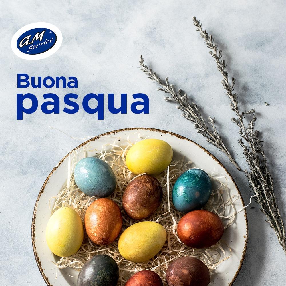 Buona Pasqua da Gm Agenzie!