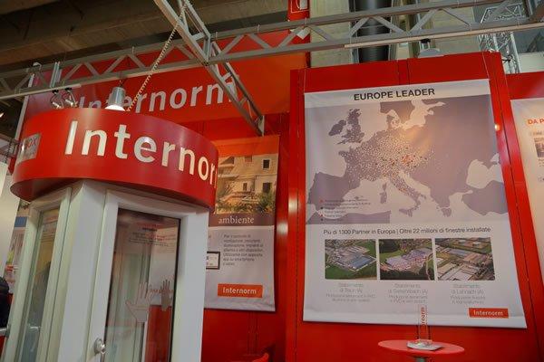 Klimahouse 2017 - Internorm