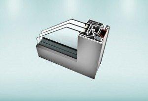 Finestre in PVC e Alluminio KF_405 GM Service