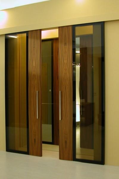 porta interna personalizzata serie modules