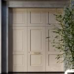 rivestimenti per porte blindate - legno