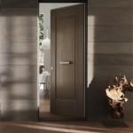 Porte blindate GM Service - rivestimento in legno