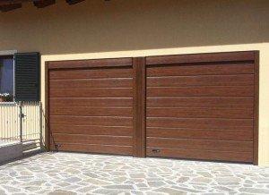 Portoni e porte per garage - GM Service