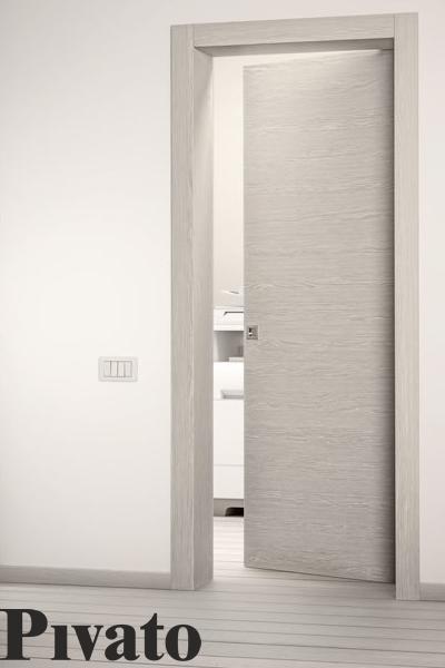 porte per interni in Rovere