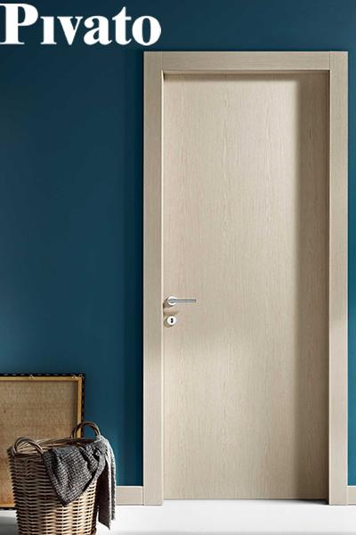 porte per interni in legno Pivato