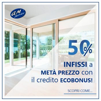 Sostituzione finestre Cuneo e provincia
