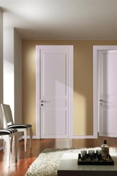 porta interna in frassino bianco