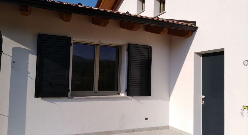 Finestre con ventilazione